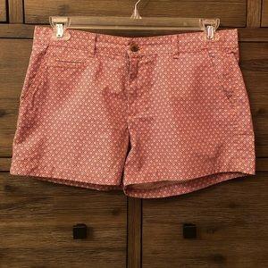 GAP Shorts - Printed Khaki Shorts
